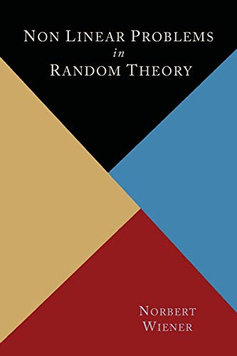 9781614275107: Nonlinear Problems in Random Theory