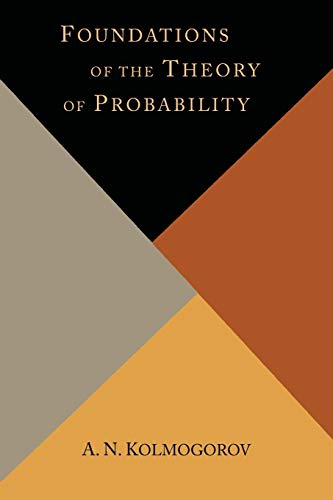 9781614275145: Foundations of the Theory of Probability