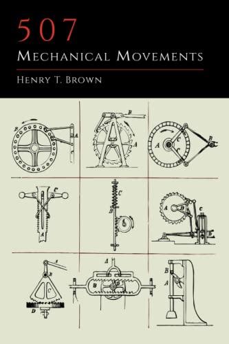 9781614275183: 507 Mechanical Movements