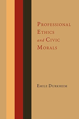 9781614275442: Professional Ethics and Civic Morals