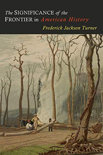 9781614275725: The Significance of the Frontier in American History