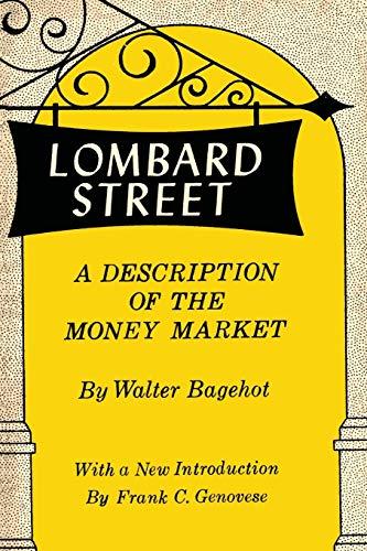 9781614275787: Lombard Street: A Description of the Money Market