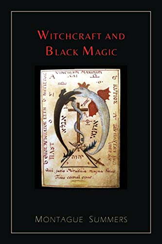 9781614276203: Witchcraft and Black Magic [Illustrated Edition]
