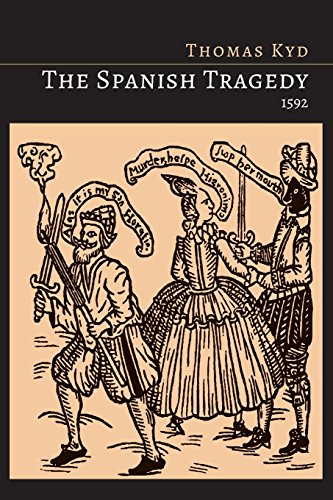 9781614276265: The Spanish Tragedy [1592 Edition]