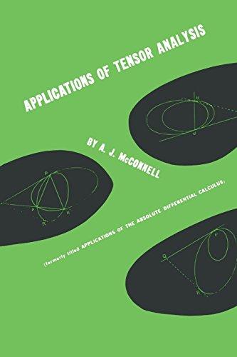 9781614276890: Applications of Tensor Analysis