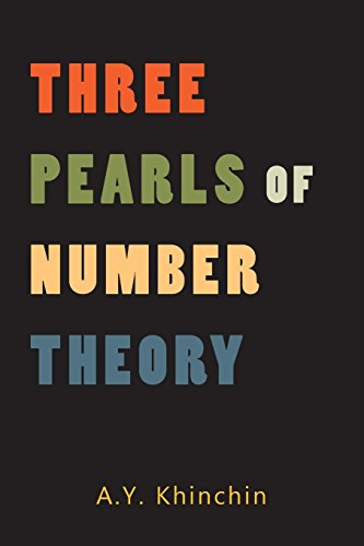 9781614277477: Three Pearls of Number Theory