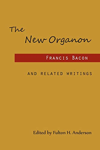 9781614277835: The New Organon and Related Writings