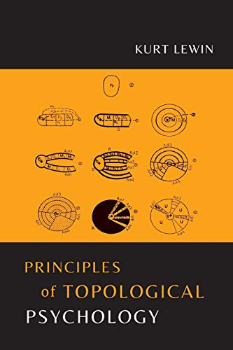 9781614277903: Principles of Topological Psychology