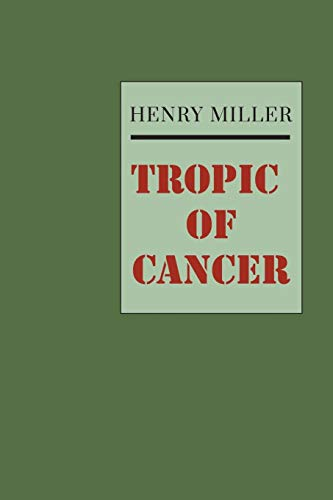 9781614278627: Tropic of Cancer