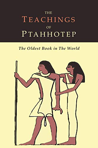 9781614279303: The Teachings of Ptahhotep: The Oldest Book in the World
