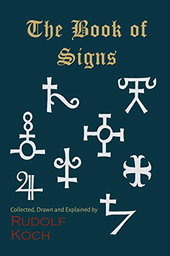 9781614279730: The Book of Signs