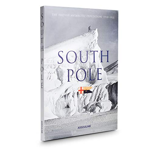 9781614280385: SOUTH POLE DELUXE EDITION: (WATERPROOF) (Exclusive Selection)