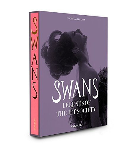 9781614281283: Swans, Legends of the Jet Society