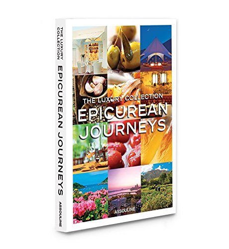 9781614281894: Luxury Collection Epicurean Journeys (Icons)