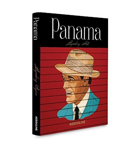 Panama Legendary Hats (Hardcover): Assouline