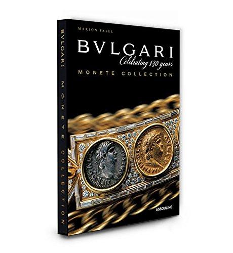Bulgari Monete Collection (Hardcover): Marion Fasel
