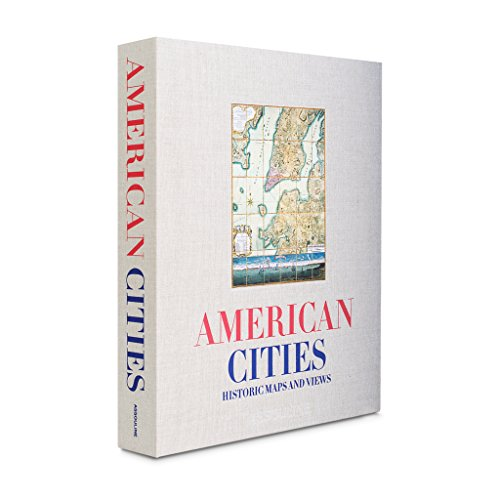 9781614282891: American Cities: Historic Maps and Views (Ultimate)