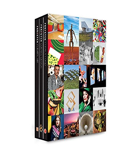 Farfetch Curates Set of 3 (Hardcover): Farfetch Farfetch