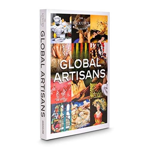 9781614286813: The Luxury Collection: Global Artisans