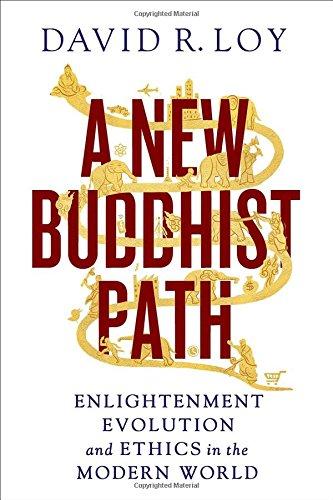9781614290025: New Buddhist Path