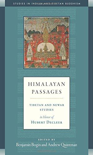9781614290735: Himalayan Passages: Tibetan and Newar Studies in Honor of Hubert Decleer (Studies in Indian and Tibetan Buddhism)