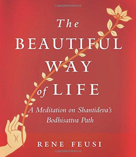 9781614291893: The Beautiful Way of Life: A Meditation on Shantideva's Bodhisattva Path