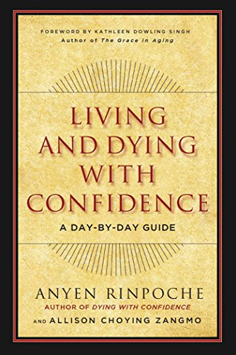 9781614292289: Living and Dying with Confidence: A Day-by-Day Guide