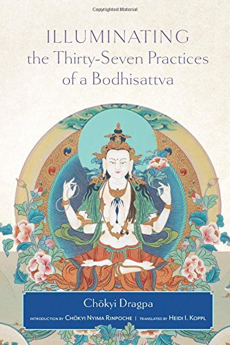 Illuminating the Thirty-Seven Practices of a Bodhisattva: Chokyi Dragpa