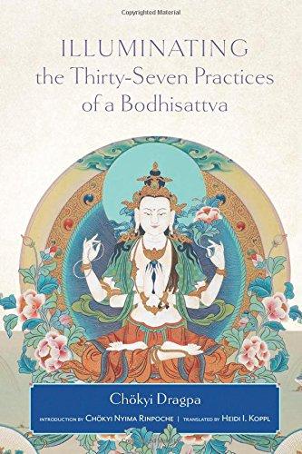 Illuminating The Thirty-Seven Practices Of A Bodhisattva: Dragpa, Chokyi/ Nyima
