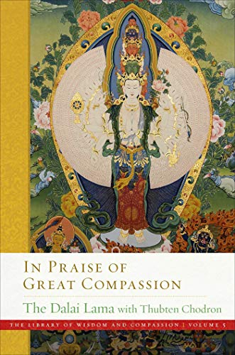 9781614296829: In Praise of Great Compassion: Volume 5