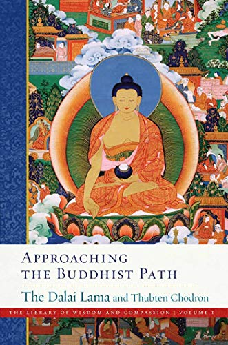 9781614296980: Approaching the Buddhist Path (The Library of Wisdom and Compassion): 1