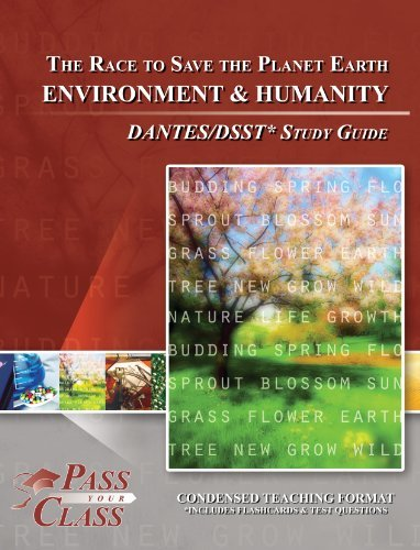 9781614330455: Environment and Humanity: The Race to Save the Planet Earth