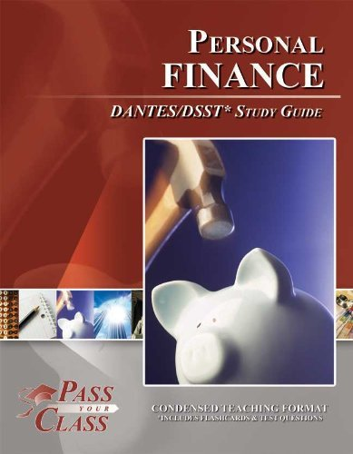 DSST Personal Finance DANTES Study Guide (Perfect Bound): PassYourClass