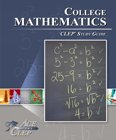9781614331001: CLEP College Mathematics Study Guide