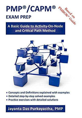 9781614345046: PMP®/CAPM® EXAM PREP: A Basic Guide to Activity-On-Node and Critical Path Method