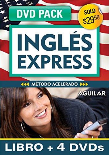 9781614355236: Inglés Express (Libro + 4 DVD's) (Ingles en 100 Dias) (Spanish Edition)