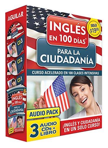 Ingles En 100 Dias Para La Ciudadania Audio Pk (Ingles En 100 Días / English in 100 ...