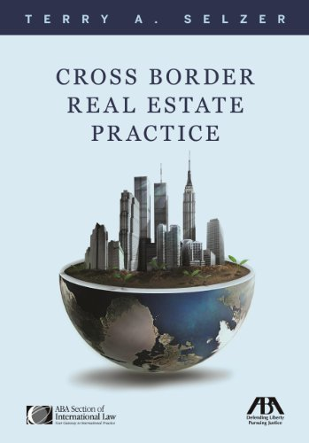 9781614383192: Cross Border Real Estate Practice