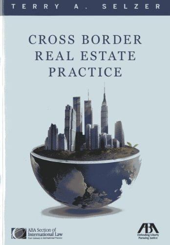 9781614383215: Cross Border Real Estate Practice