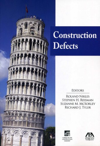 9781614384397: Construction Defects