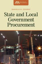 9781614385080: State and Local Government Procurement