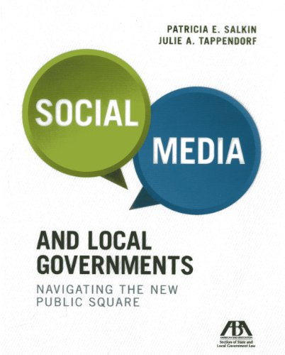 9781614388593: Social Media and Local Governments: Navigating the New Public Square
