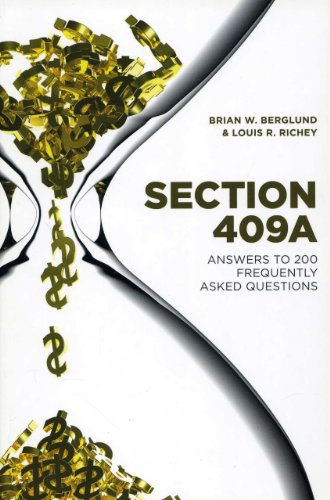 9781614389774: Section 409A: Answers to 200 Frequently Asked Questions