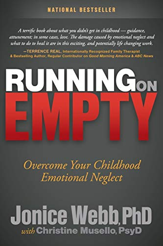 9781614482420: Running on Empty: Overcome Your Childhood Emotional Neglect