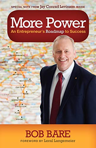 9781614482703: More Power: An Entrepreneur's Roadmap to Success