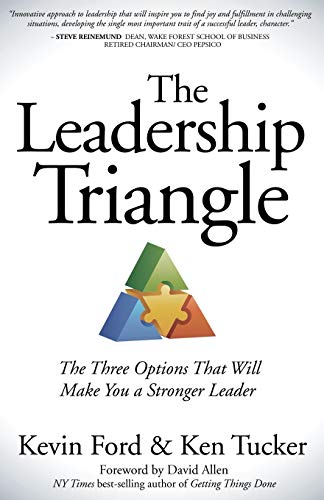 9781614485896: The Leadership Triangle: The Three Options That Will Make You a Stronger Leader