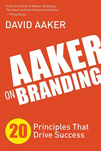 9781614488323: Aaker on Branding: 20 Principles That Drive Success