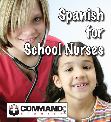 9781614490128: Spanish for School Nurses