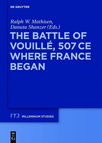 9781614511007: The Battle of Vouille, 507 Ce: Where France Began (Millennium-Studien / Millennium Studies)