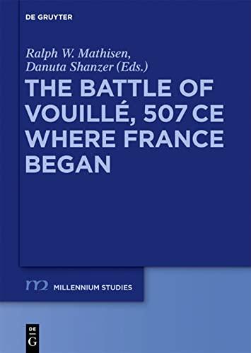 9781614511274: The Battle of Vouillé, 507 CE (Millennium-Studien/Millennium Studies)